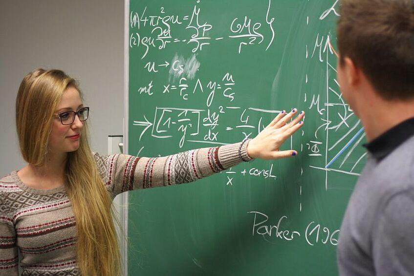 Astrophysik Studieren